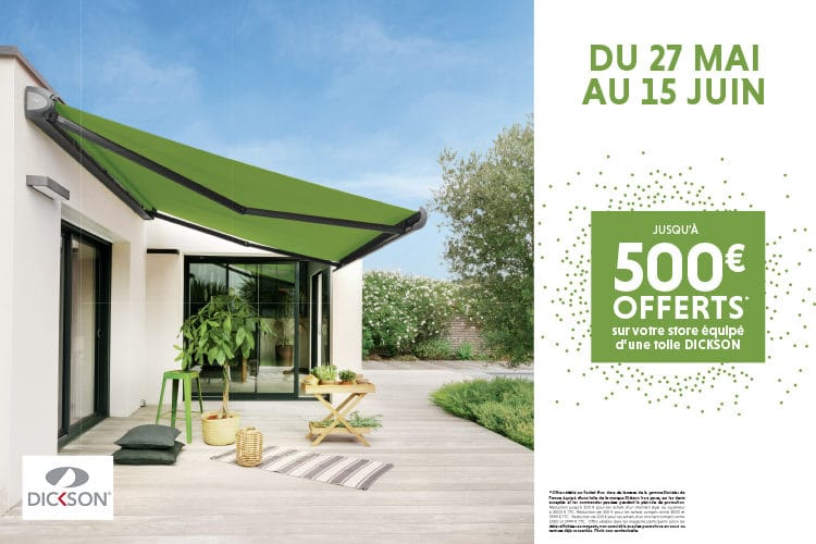 CAMPAGNE DICKSON